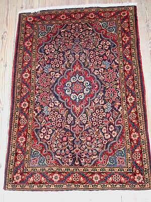 Jozan rug - New Jozan rug