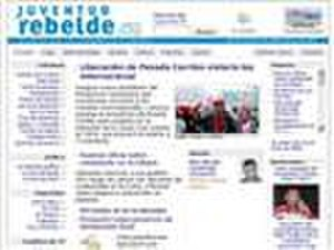Juventud Rebelde - Image: Juventus Rebelde Cuba