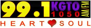 KGTO - Image: KGTO 99.1 1050Heart Soul logo