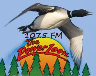 KLIZ-FM - Image: KLIZ The Power Loon 107.5 logo