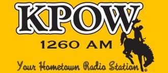KPOW (AM) - Image: KPOW 1260