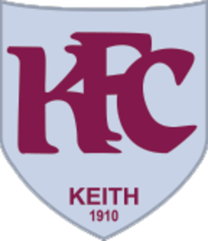 Keith F.C. - Image: Keithfcnew