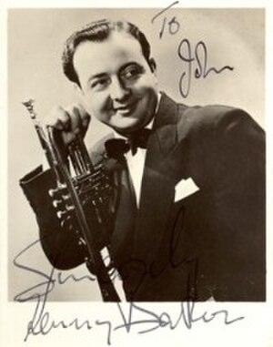 Kenny Baker (trumpeter) - Image: Kenny Baker
