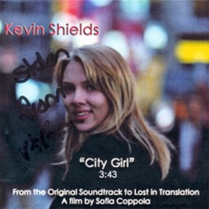 City Girl (song) - Image: Kevin Shields City Girl