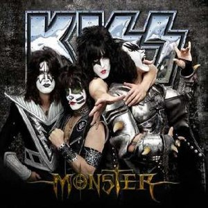 Monster (Kiss album) - Image: Kiss Monster Album 2