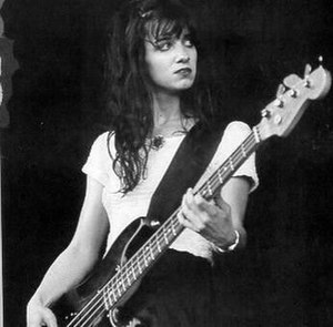 Kristen Pfaff - Kristen Pfaff in 1993