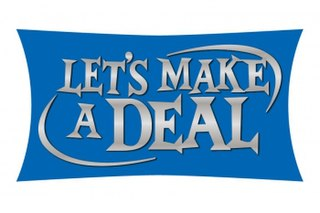<i>Lets Make a Deal</i> American game show
