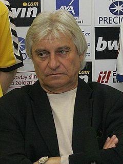 Ladislav Škorpil Czech footballer and manager