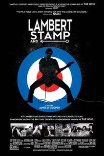 <i>Lambert & Stamp</i> 2014 film