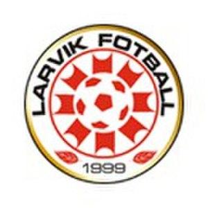 Larvik Fotball - Image: Larvik Fotball