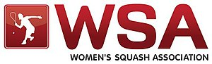 Women's Squash Association - Image: Logo of WSA