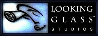 Looking Glass Studios - Looking Glass Studios logo
