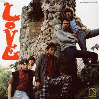 Love (Love album) - Image: Love Album Cover