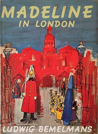 Madeline in London - First edition (publ. Viking Press)