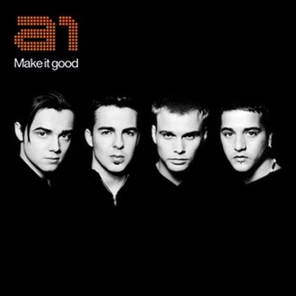 Make It Good (album) - Image: Makeitgooda 1