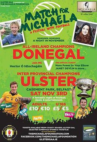 Match for Michaela - Image: Match for Michaela poster