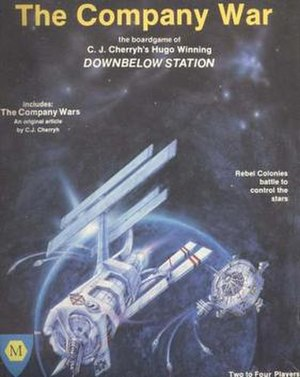 Downbelow Station - The Company War (1983)