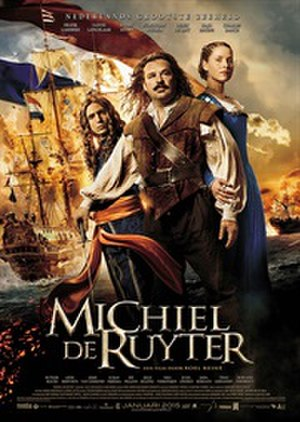 Michiel de Ruyter (film) - Dutch film poster