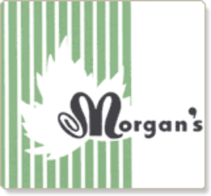 Morgan's - Morgan's previous logo in 1960