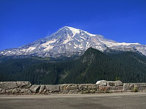 300px Mount Rainier National Park Mt. Rainier National Park Ranger Margaret Anderson Fatally Shot, Gunman Still at Large