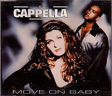 Cappella — Move on Baby (studio acapella)
