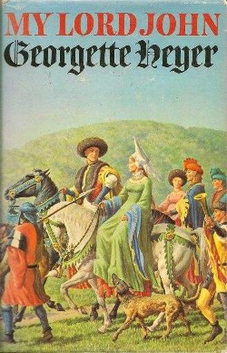 My Lord John - 1st edition (UK)