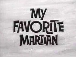 My Favorite Martian - Wikipedia