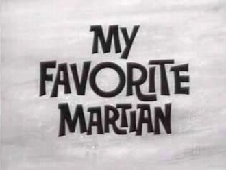 My Favorite Martian - Image: My Favorite Martian title