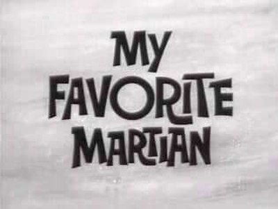 Picture of a TV show: My Favorite Martian