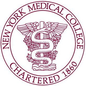 New York Medical College - Image: NYMC Color Seal