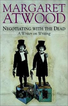 Image result for atwood negotiating with the dead