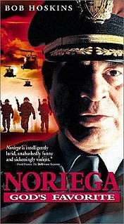 <i>Noriega: Gods Favorite</i> 2000 television film directed by Roger Spottiswoode