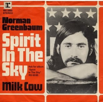 Spirit in the Sky - Image: Norman Greenbaum Spirit in the Sky