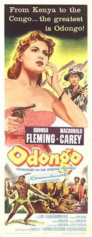 Odongo - Original film poster