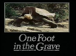 One Foot in the Grave title card.jpg