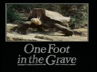 <i>One Foot in the Grave</i> television series