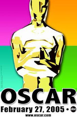77th Academy Awards - Official poster