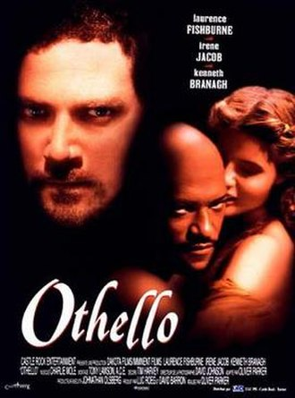 Othello (1995 film) - Promotional film poster