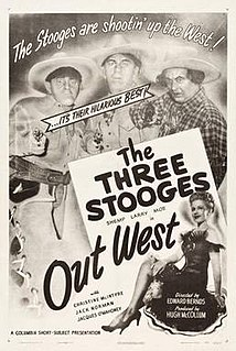 <i>Out West</i> (1947 film) 1947 film by Edward Bernds