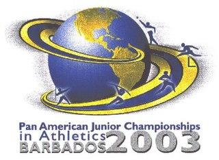 2003 Pan American Junior Athletics Championships