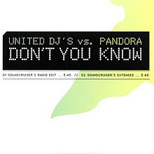 Pandora-Don't You Know Remix.jpg