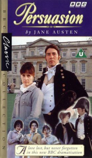 <i>Persuasion</i> (1995 film) 1995 television film directed by Roger Michell
