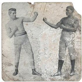 James J. Corbett - 1891 Corbett vs Jackson