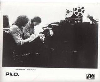 Ph.D. (band) British band