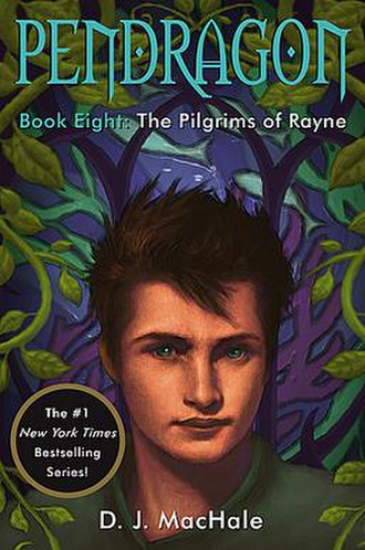 The Pilgrims of Rayne - First edition cover