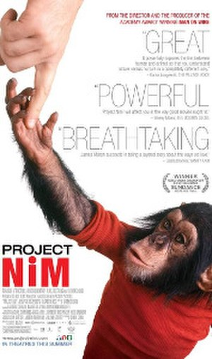 Project Nim (film) - Image: Project Nim poster