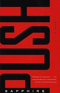 <i>Push</i> (novel) 1996 novel by Sapphire