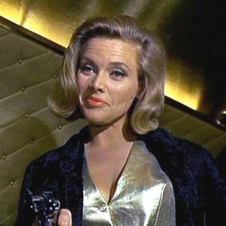 Pussy Galore - Honor Blackman as Pussy Galore
