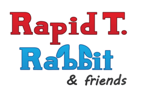 Rapid T. Rabbit and Friends - Image: Rapid T. Rabbit and Friends logo