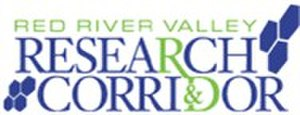 Red River Valley Research Corridor - The logo of the Red River Valley Research Corridor.